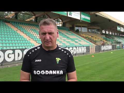 Read more about the article Trener Kamil Kiereś przed meczem z Zagłębiem Lubin | PKO BP Ekstraklasa
