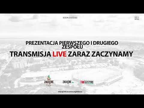 Read more about the article TRANSMISJA LIVE  : PREZENTACJA ZAGŁEBIA SOSNOWIEC 21/22