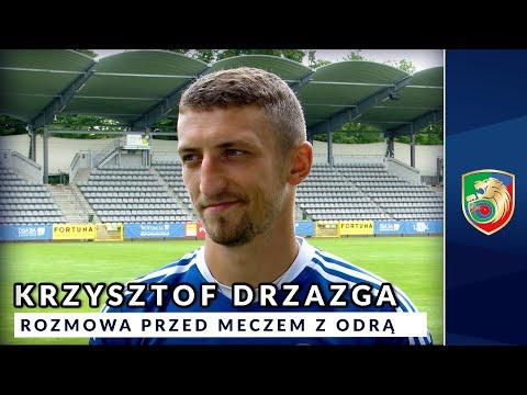 Read more about the article [MIEDŹ TV] Krzysztof Drzazga przed spotkaniem z Odrą Opole