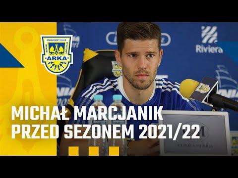 Read more about the article MICHAŁ MARCJANIK PRZED SEZONEM 2021/22