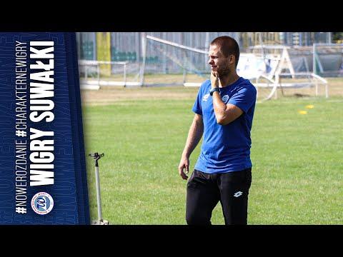 Read more about the article WYWIAD | Dawid Szulczek o przygotowaniach do nowego sezonu eWinner 2. Ligi