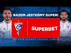 Read more about the article Górnik Zabrze ma Super Sponsora!