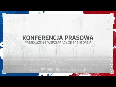 You are currently viewing LIVE 🔵⚪🔴 Przedłużenie współpracy z LVBET – Sponsorem Wisły Kraków
