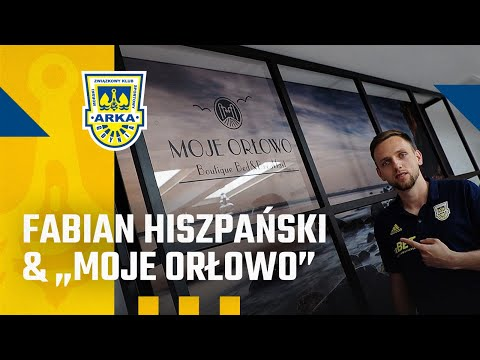 Read more about the article FABIAN HISZPAŃSKI x MOJE ORŁOWO. W ARCE PO RAZ DRUGI
