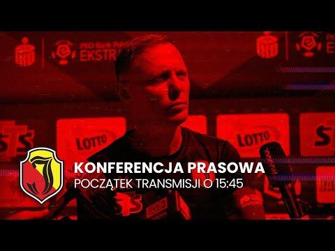 Read more about the article [LIVE] Konferencja prasowa przed meczem z Rakowem Częstochowa