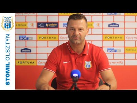 Read more about the article Adrian Stawski przed meczem z Chrobrym Głogów (30.07.2021 r.)