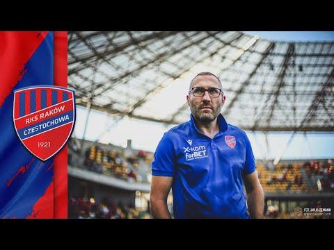 Read more about the article Konferencja prasowa po meczu Raków Częstochowa – FK Suduva