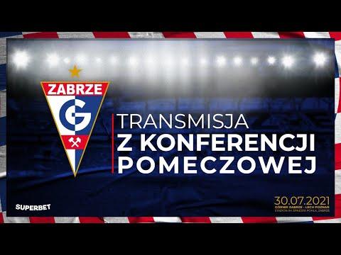 Read more about the article Konferencja po meczu Górnik Zabrze – Lech Poznań