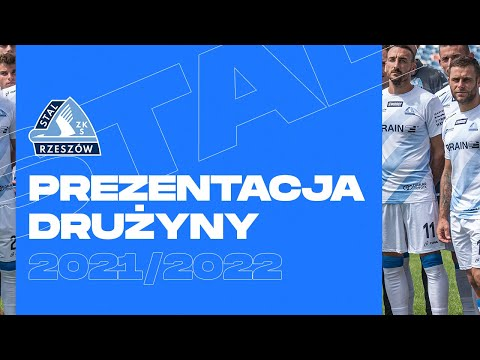 Read more about the article STAL RZESZÓW RE-PREZENTACJA 2021/22