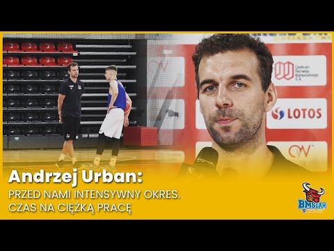 Read more about the article Andrzej Urban: Przed nami intensywny okres. Czas na ciężką pracę