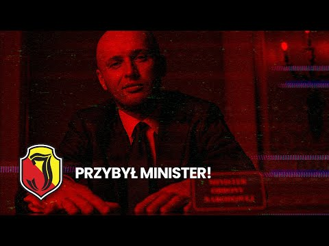 You are currently viewing Przybył Minister