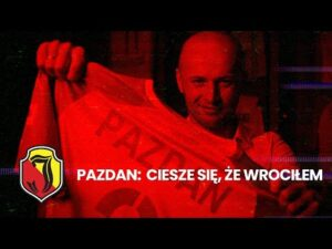 Read more about the article Michał Pazdan: Cieszę się, że wrócilem