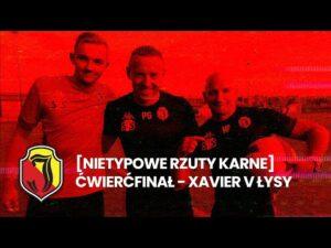 Read more about the article [KĘPA 2021] Turniej nietypowych karnych/ćwierćfinał- Xavier vs Łysy