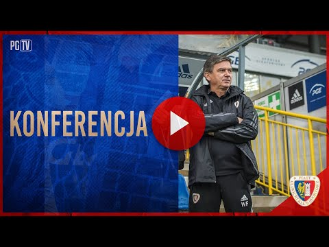 Read more about the article KONFERENCJA | Waldemar Fornalik po meczu ze Stalą Mielec | 31|07|21