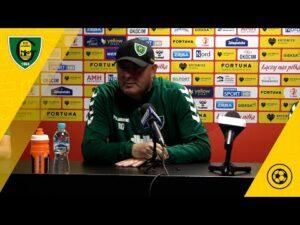 Read more about the article Konferencja prasowa po meczu GKS Katowice – Resovia Rzeszów (2:2) [31.07.2021]