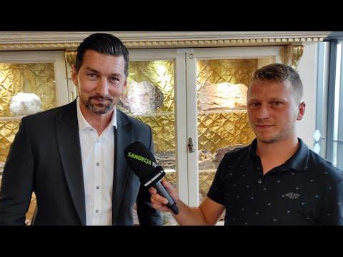 Read more about the article 2021-07-03 Piast Gliwice – Sandecja 3-0 (3-0), sparing – Dariusz Dudek