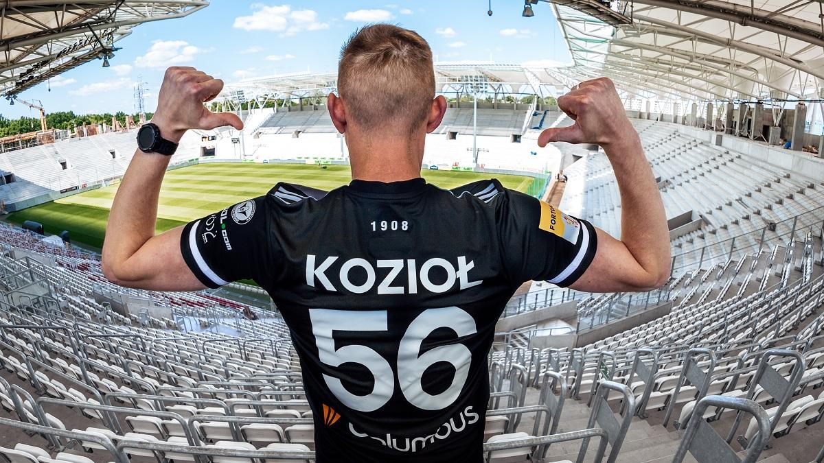 You are currently viewing Numery piłkarzy ŁKS w sezonie 2021/2022