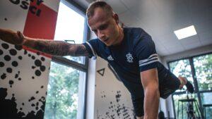 Read more about the article Michał Kołba wznawia treningi