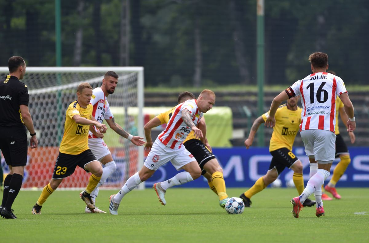 20210731 GKSKatowice Resovia 038 - Zdjęcia z meczu GKS Katowice – Apklan Resovia Rzeszów