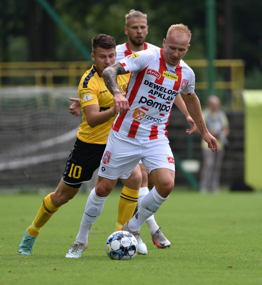 20210731 GKSKatowice Resovia 043 - Zdjęcia z meczu GKS Katowice – Apklan Resovia Rzeszów