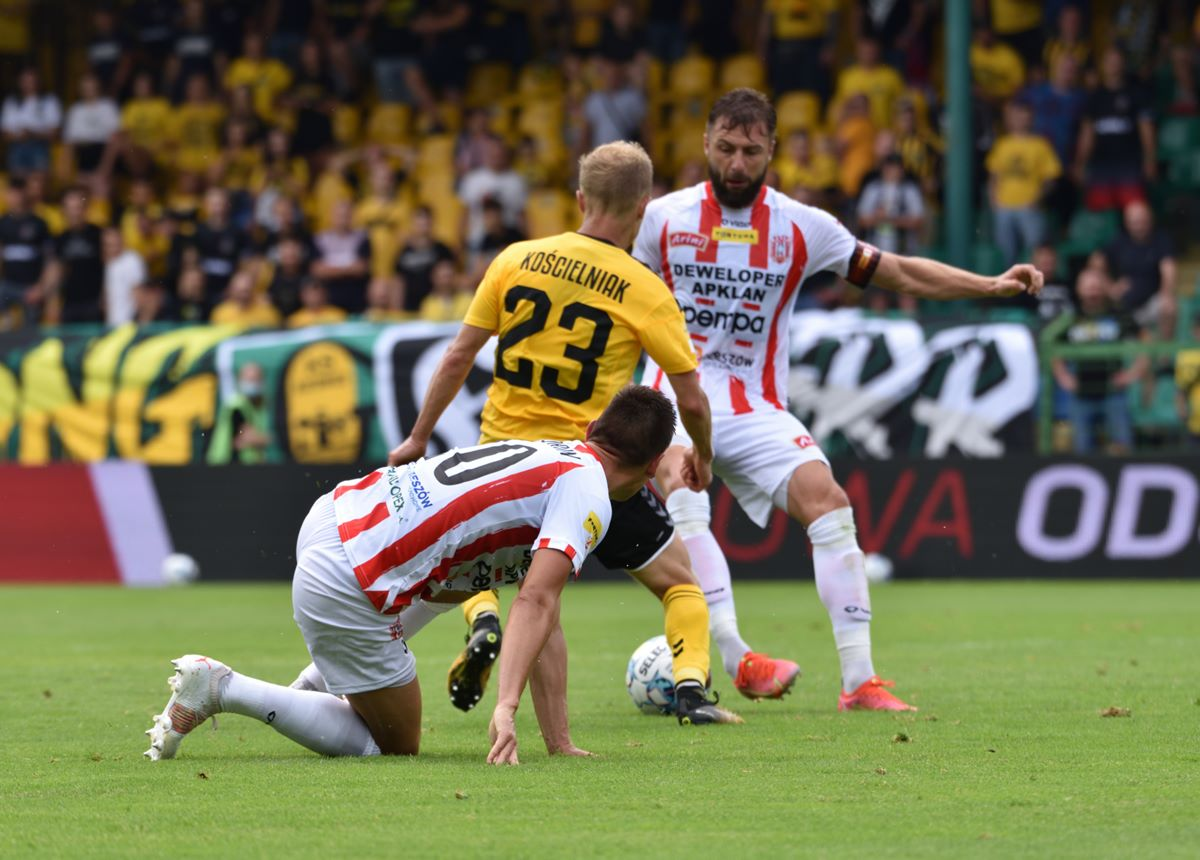 20210731 GKSKatowice Resovia 071 - Zdjęcia z meczu GKS Katowice – Apklan Resovia Rzeszów