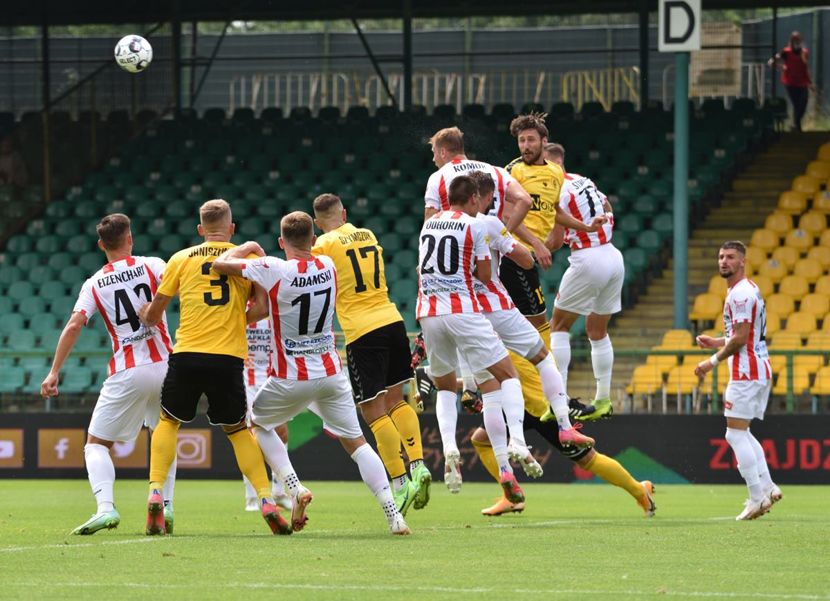 20210731 GKSKatowice Resovia 077 - Zdjęcia z meczu GKS Katowice – Apklan Resovia Rzeszów