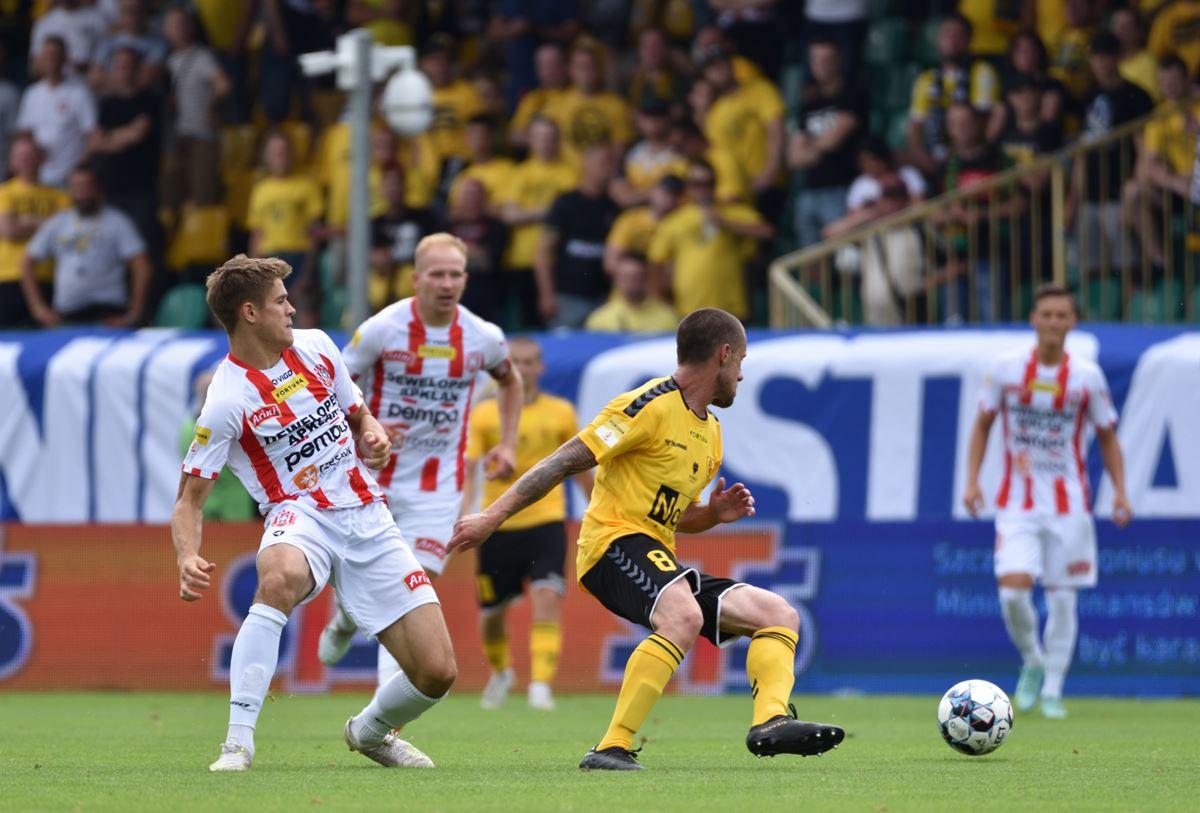 20210731 GKSKatowice Resovia 080 - Zdjęcia z meczu GKS Katowice – Apklan Resovia Rzeszów
