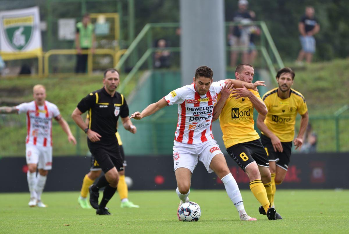 20210731 GKSKatowice Resovia 082 - Zdjęcia z meczu GKS Katowice – Apklan Resovia Rzeszów
