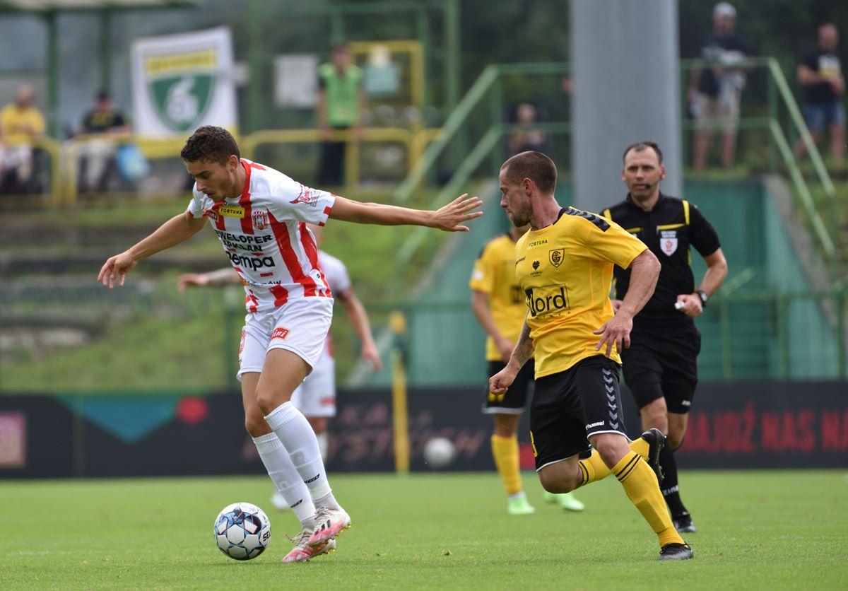 20210731 GKSKatowice Resovia 083 - Zdjęcia z meczu GKS Katowice – Apklan Resovia Rzeszów