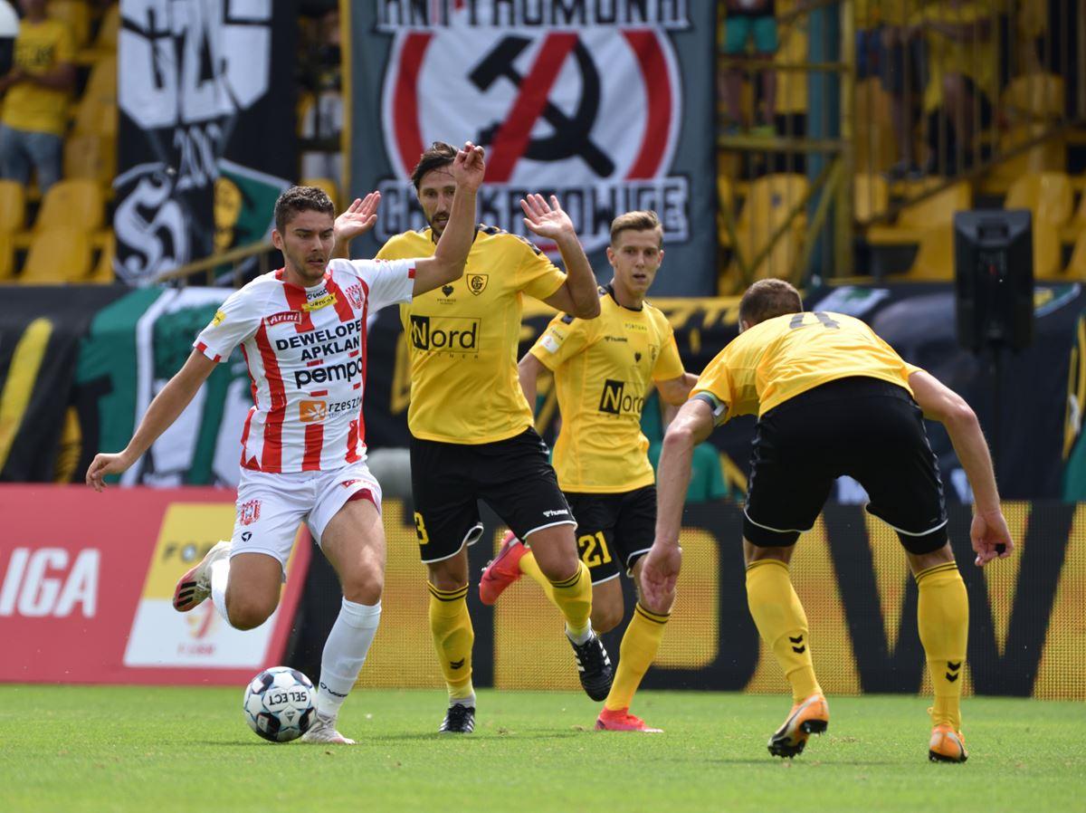 20210731 GKSKatowice Resovia 098 - Zdjęcia z meczu GKS Katowice – Apklan Resovia Rzeszów