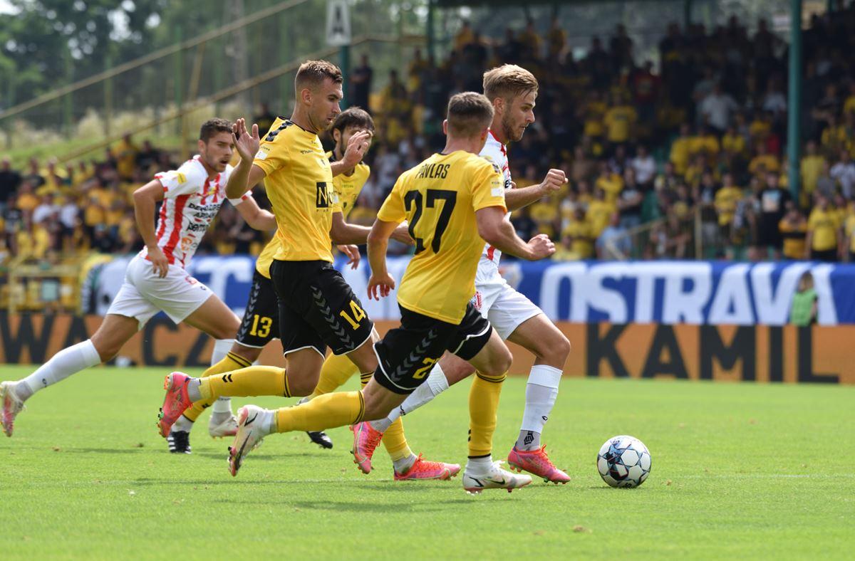 20210731 GKSKatowice Resovia 103 - Zdjęcia z meczu GKS Katowice – Apklan Resovia Rzeszów