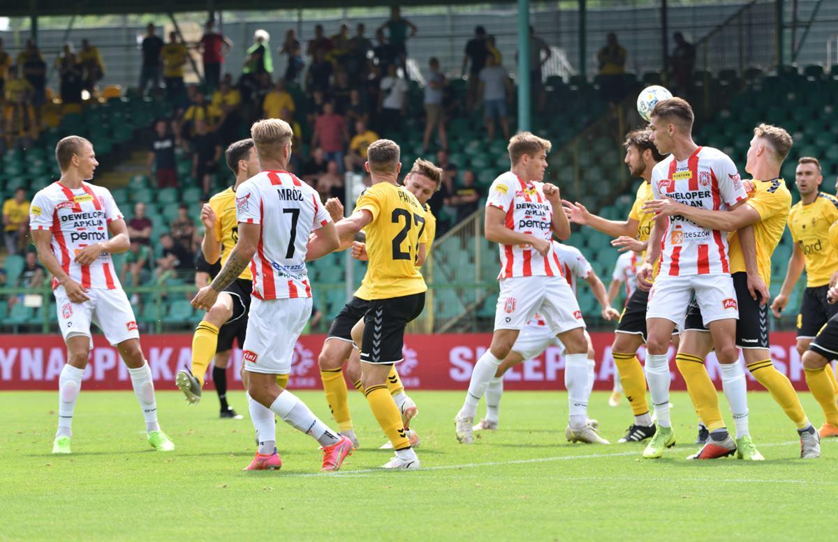20210731 GKSKatowice Resovia 117 - Zdjęcia z meczu GKS Katowice – Apklan Resovia Rzeszów