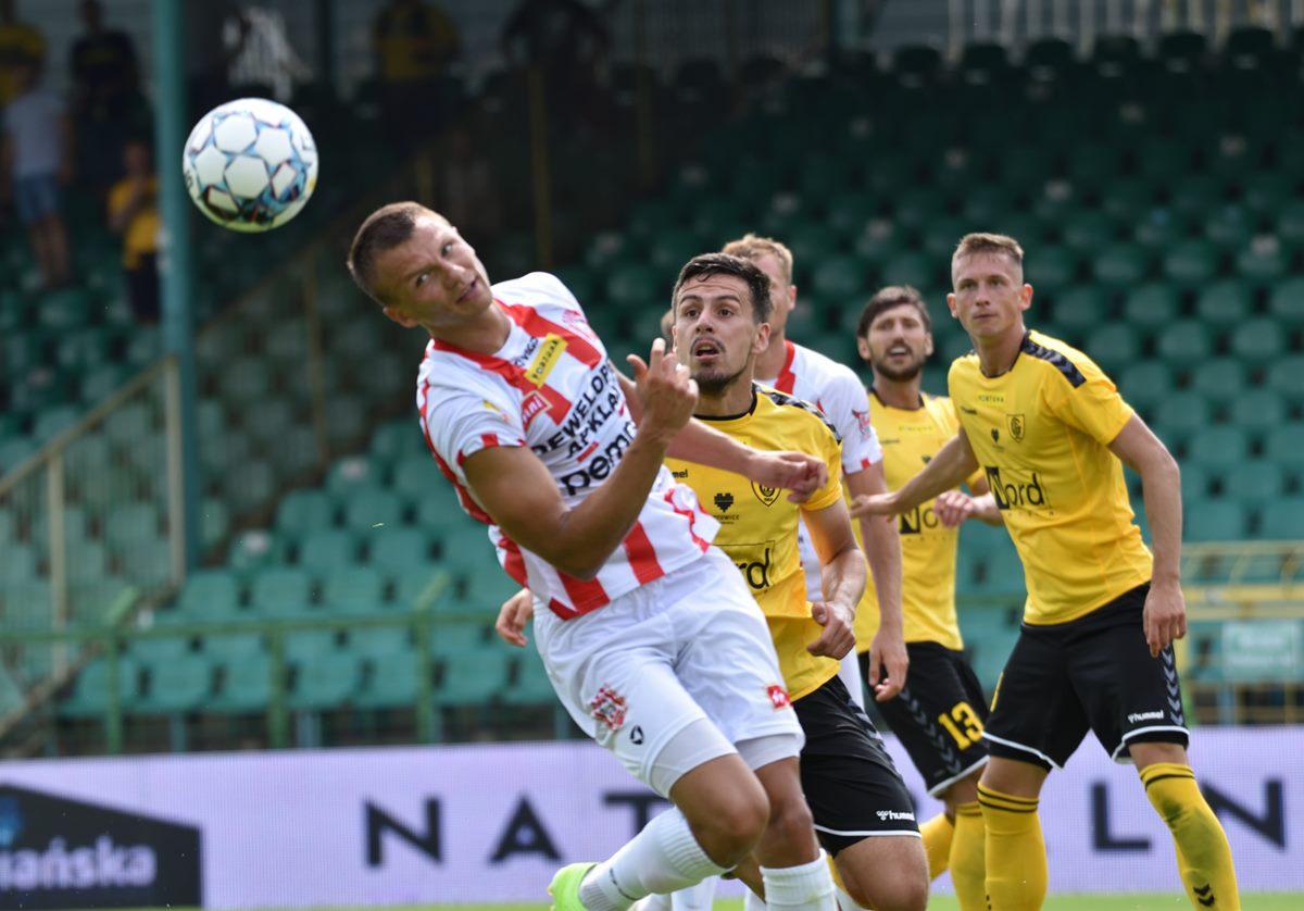 20210731 GKSKatowice Resovia 123 - Zdjęcia z meczu GKS Katowice – Apklan Resovia Rzeszów