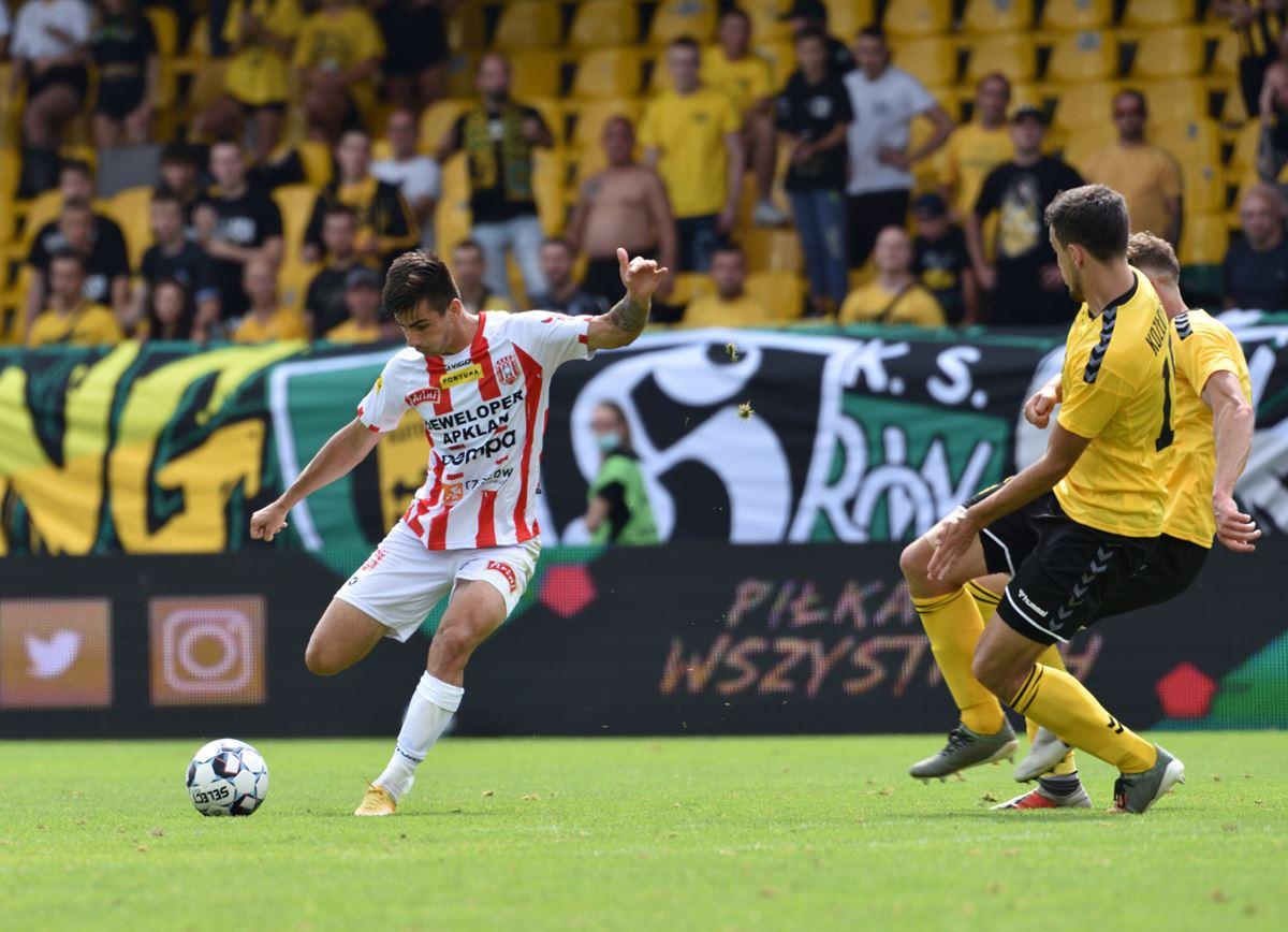 20210731 GKSKatowice Resovia 128 - Zdjęcia z meczu GKS Katowice – Apklan Resovia Rzeszów