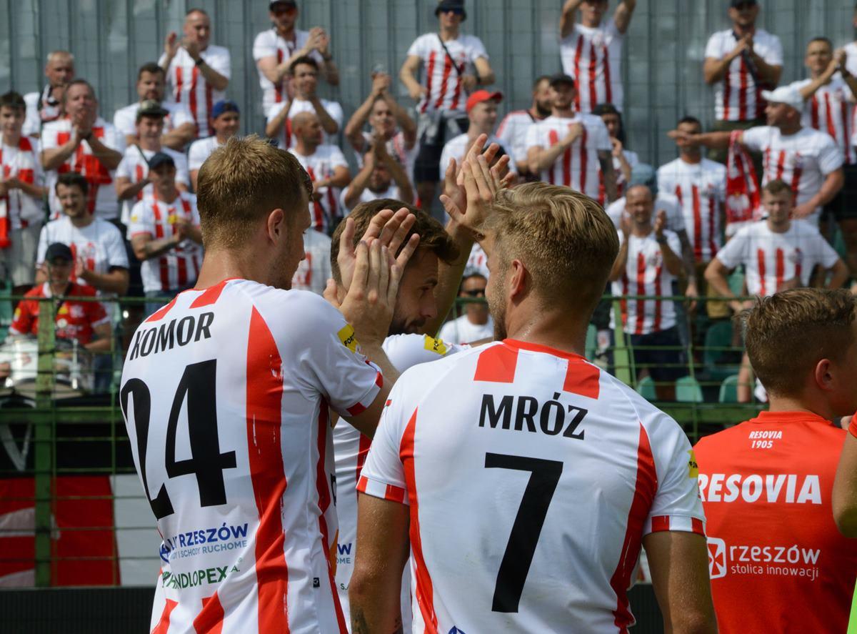 20210731 GKSKatowice Resovia 145 - Zdjęcia z meczu GKS Katowice – Apklan Resovia Rzeszów