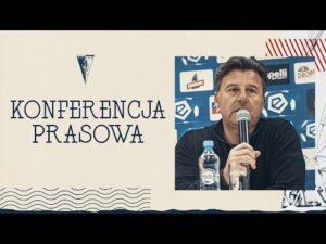 Read more about the article Konferencja prasowa po meczu Pogoń Szczecin – Piast Gliwice