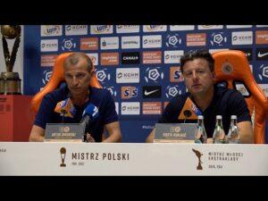 Read more about the article Kosta Runjaic i Dariusz Żuraw na konferencji po #ZAGPOG