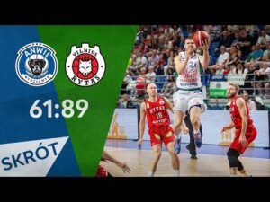 Read more about the article ANWIL Basketball Cup 2021   Anwil Włocławek – Rytas Wilno 61:89