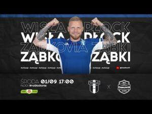 Read more about the article forBET IV liga   Wisła II Płock – Ząbkovia Ząbki