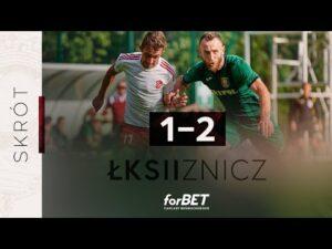 Read more about the article ŁKS II Łódź – Znicz Biała Piska 1:2   SKRÓT MECZU