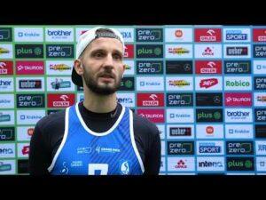 Read more about the article Łukasz Makowski po meczu z Jastrzębskim Węglem (PreZero Grand Prix)
