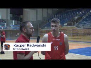 Read more about the article Preseason 2021/2022   Wywiad z powracającym po kontuzji Kacprem Radwańskim