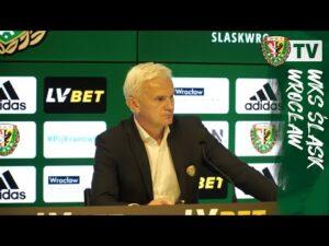 Read more about the article Jacek Magiera po meczu z Hapoelem   konferencja
