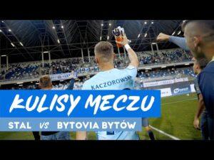 Read more about the article Kulisy meczu Stal Rzeszów – Bytovia Bytów (04.08.2021)