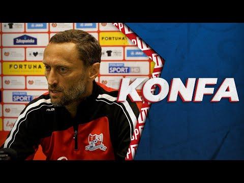 Read more about the article Konferencja prasowa po meczu Górnik Polkowice – Podbeskidzie | 01.08.2021r.