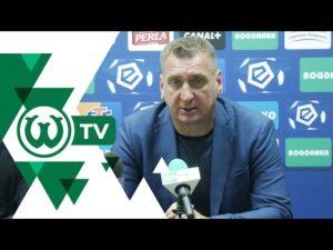 Read more about the article Kamil Kiereś po meczu Górnik Łęczna – Warta Poznań