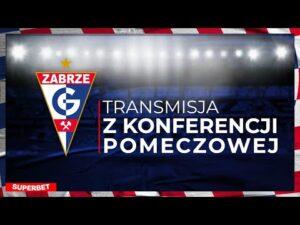 Read more about the article Konferencja po meczu Górnik Zabrze – Stal Mielec