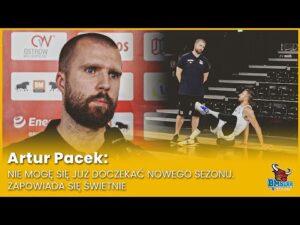 Read more about the article Artur Pacek: Nie mogę się już doczekać nowego sezonu. Zapowiada się świetnie
