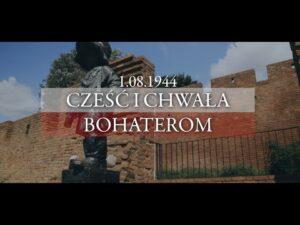 Read more about the article 🇵🇱  77. rocznica wybuchu Powstania Warszawskiego  🇵🇱  | Legia Warszawa Koszykówka
