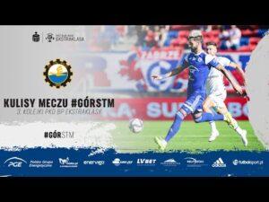 Read more about the article TV Stal: Kulisy meczu #GÓRSTM 3. kolejki PKO BP Ekstraklasy